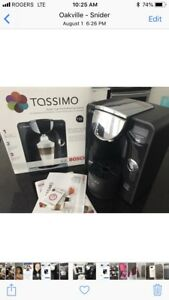 Excellent condition Tassimo (Bosch) Single Cup Brewing System