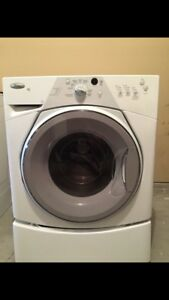 WHIRPOOL DUAL SPORT (washer and dryer)
