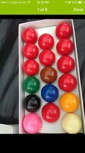8 Ball Pool Snooker Billiard Table Accessories Hope Valley Tea Tree Gully Area Preview