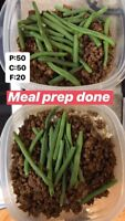 FREE CUSTOMIZED MEAL PLAN