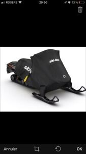 Toile transport skidoo expédition sport ou grand Touring