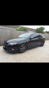 2008 FORD FALCON XR6 Turbo Sedan / SWAPS Bell Post Hill Geelong City Preview