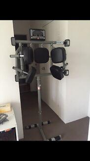 Boxing machine electronic