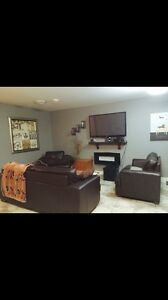 One bedroom Basement Suite for rent
