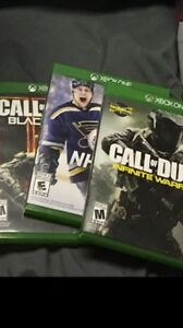 Xbox one games and turtle beaches
