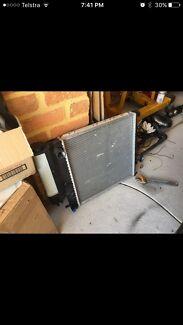 Bmw 318 e36 e30 radiator