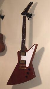 Gibson Explorer 76 reissue 2006 model Bondi Beach Eastern Suburbs Preview