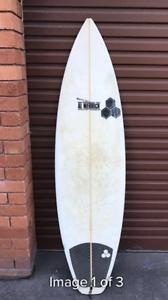 Al Merrick Fred Rubble 6'2 Woolloomooloo Inner Sydney Preview