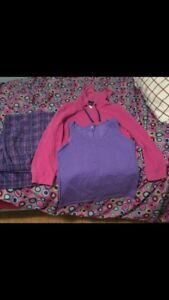 3 piece ladies PJ's