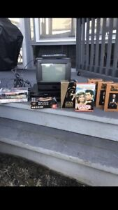 TV + VHS + Classic Movies