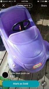 Little Tikes play car Cambridge Kitchener Area image 1