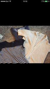 Lot of Women's Sweaters/Shirts. L
