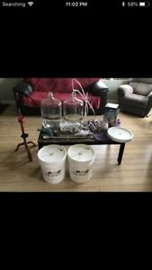 Wine making equipment and kit