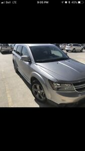 2015 Dodge Journey Crossroad Awd 7 seaters