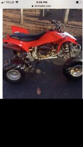 Looking for a 400ex or ltz400
