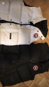 Men's Canada goose vests size small