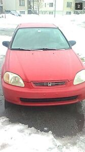Honda Civic 98 two door for sale
