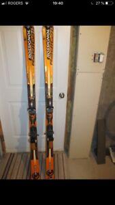 ROSSIGNOL ski alpin et bottes