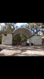20ft Genuine Dome Shelter Dome Wangara Wanneroo Area Preview