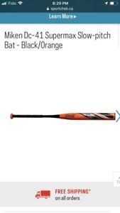 Brand new Softball Bat