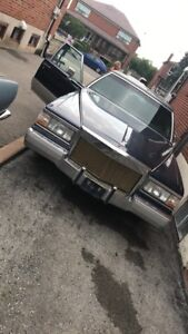 1991 Cadillac brougham need gone