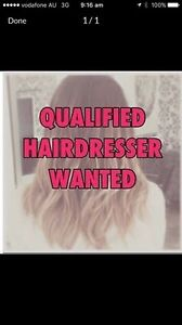 Looking for qualified hair dress and beautician Springvale Greater Dandenong Preview
