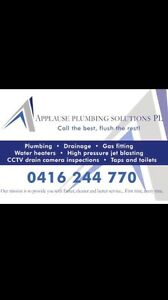 Plumber and gas fitter Oatley Hurstville Area Preview