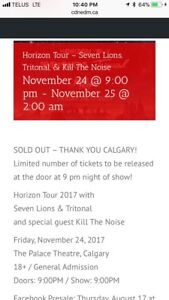 Horizon tour - 9pm tickets available at door 50$