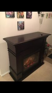 Electric Fireplace Heater! $370 OBO