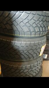 Brand new Winter alloy and tire package.