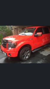 Fausse-ailes F150