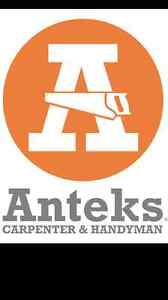 Anteks Carpentry and Handyman Services Mosman Mosman Area Preview
