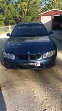 2002 Holden Commodore Ute Guyra Guyra Area Preview