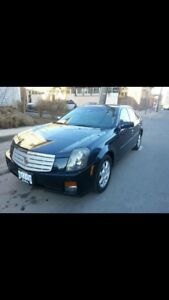 Cadillac CTS great condition