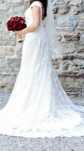 Maggie sottoro wedding dress