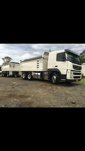 HC DRIVER WANTED! TRUCK AND DOG TIPPER VOLVO FM13 AUTO! EASY TO DRIVE Mortdale Hurstville Area Preview