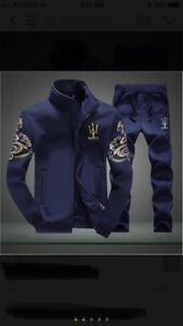 Mens track suit for sale