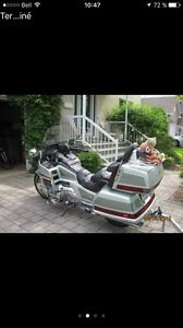 Honda goldwing    2000