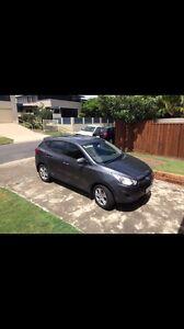 2011 Hyundai IX35 Wagon East Brisbane Brisbane South East Preview