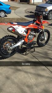 2017 450 ktm factory edition