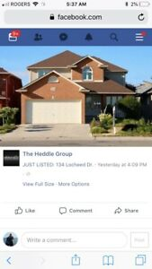 Beautiful home for sale in Hamilton