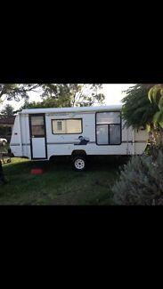 1993 Traveller Pop-top Caravan 17 1/2Ft with Rego Woonona Wollongong Area Preview
