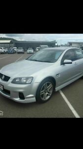 Holden commodore v6 series II 2011 Woolloongabba Brisbane South West Preview