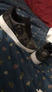 Camo Air Force 1