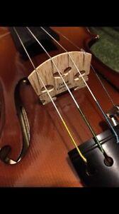 Teller Violin Made In Germany