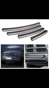 Selling all Sizes of Led Light Bars and Work Lights