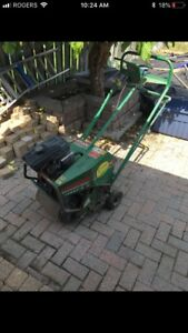 Ryan aerator for sale $500! Lawn aerator for sale!