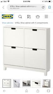 RECHERCHE meuble Ikea Stall blanc
