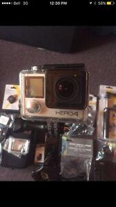 New GoPro Hero 4