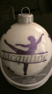 PERSONALIZED CHRISTMAS ORNAMENTS  Oakville / Halton Region Toronto (GTA) image 1